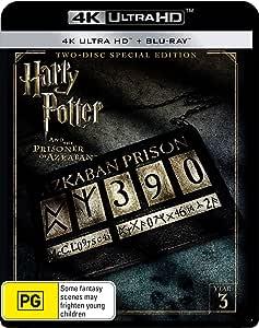 Harry Potter: Year 3 (4K Ultra HD + Blu-ray)