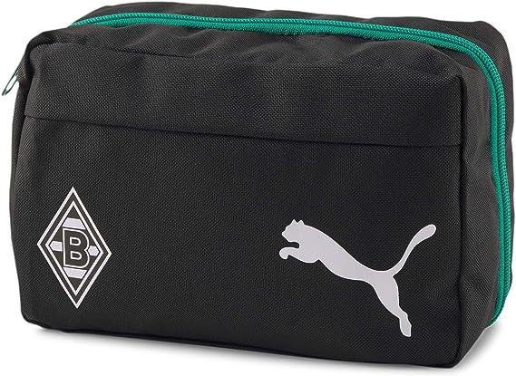 Puma - Neceser, diseño del Borussia Mönchengladbach TeamGoal 23, color negro/verde, tamaño talla única: Amazon.es: Deportes y aire libre