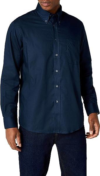 Fruit of the Loom Oxford Camisa para Hombre: Amazon.es: Ropa y accesorios