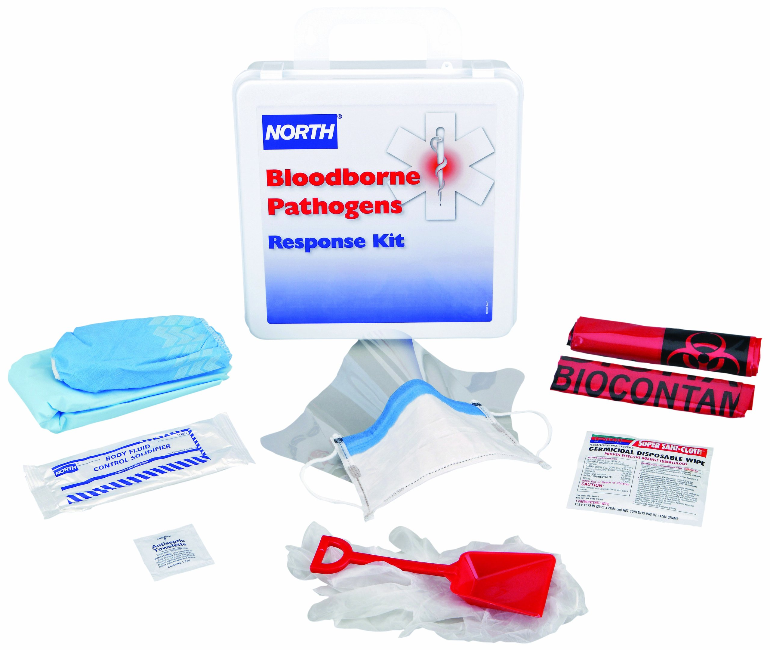 North by Honeywell 019740-0027L Response Kit (127010) Plastic 24 unit Case