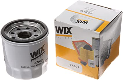 Wix Filter Lookup >> Wix Filters 57002 Spin On Lube Filter Pack Of 1