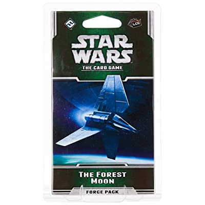 Star Wars LCG: The Forest Moon: Fantasy Flight Games: Toys & Games