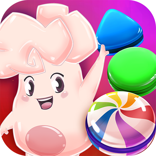 - Gummy Dash Match 3 Puzzle Game