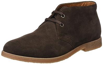 dc051a75b92 Geox Men's U Dwain A Desert Boots, Brown (Chocolate C6005), ...