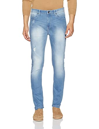 United Colors of Benetton Men s Carrot Fit Jeans  Amazon.in  Clothing    Accessories 7a28bb337160