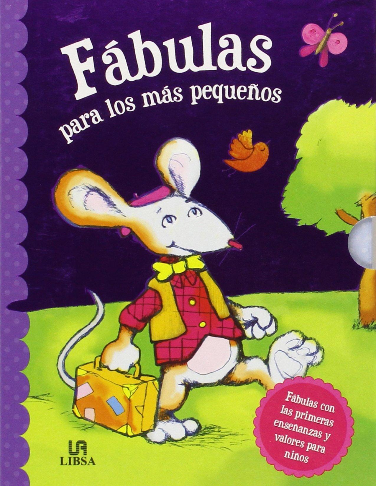 ESTUCHE FABULAS PARA LOS MAS PEQUE�OS (Spanish) Hardcover – 2013