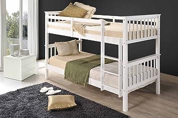 Etagenbett Design : Sleep design george massivholz kinder etagenbett in buche oder