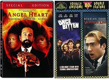 Amazon com: Once Bitten & Vampire's Kiss + Angel Heart