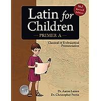 Latin for Children, Primer A (Student Edition)