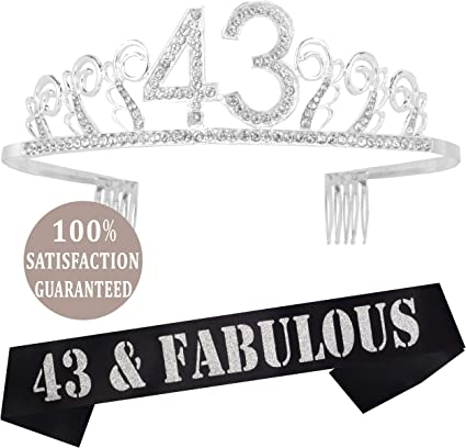 Rose Gold Girl 39 Years Birthday Gifts Party Supplies Women Pink Party Decorations MAGJUCHE Its My 39th Birthday sash