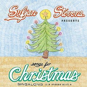 Songs for Christmas by Sufjan Stevens