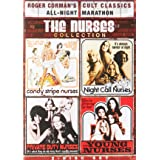 Roger Corman's Cult Classics: The Nurses Collection (Candy Stripe Nurses, Private Duty Nurses, Night Call Nurses, Young Nurse