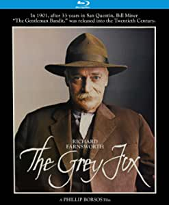 The Grey Fox (Special Edition) [Blu-ray]