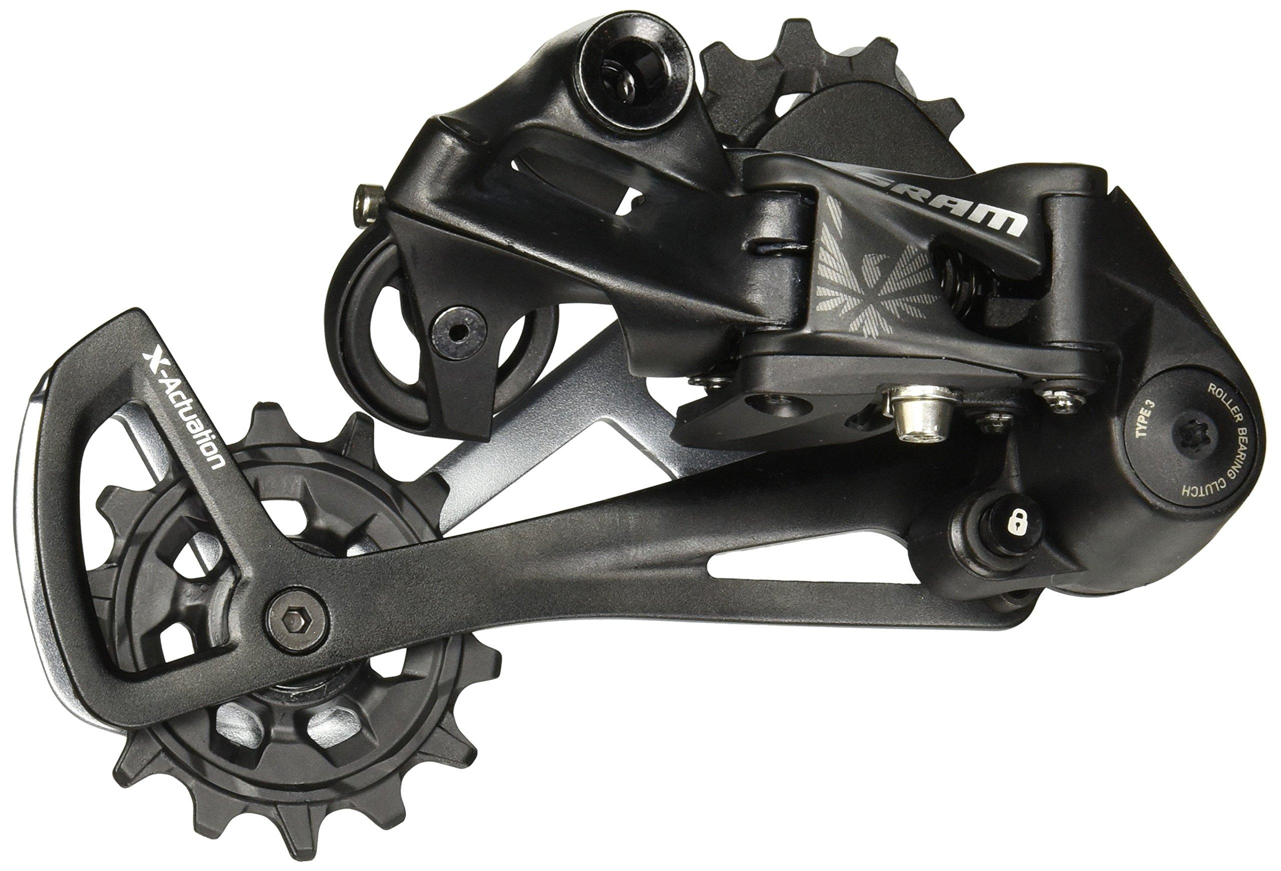 SRAM GX Eagle 12-Speed Rear Derailleur Black, One Size by SRAM