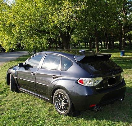 2010 – 2017 Subaru Impreza Hatchback (sólo) Mark II aleta de ...