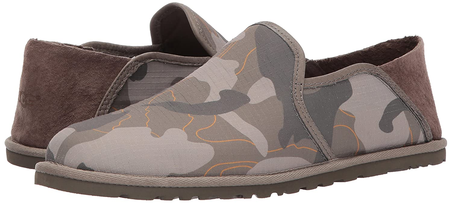 38e153eabcac0 Amazon.com | UGG Men's Cooke Camo Slip-On Loafer | Loafers & Slip-Ons