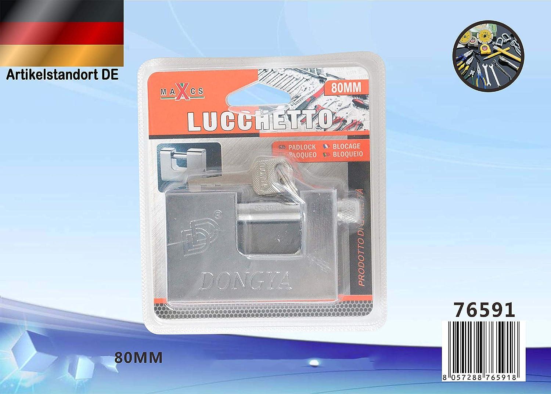 Martello Lucchetto cassetta postale/ /Tenda di serratura a cilindro serratura Vetrina