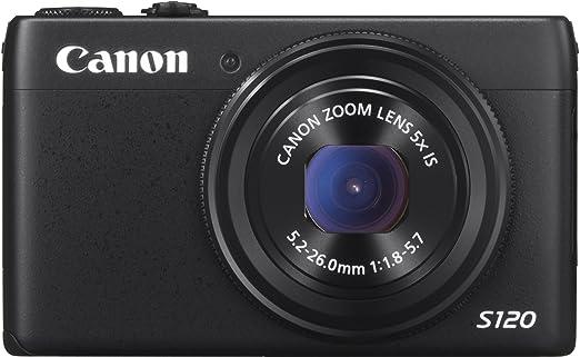 70 opinioni per Canon PowerShot S120 Fotocamera Digitale 12 Megapixel, Nero