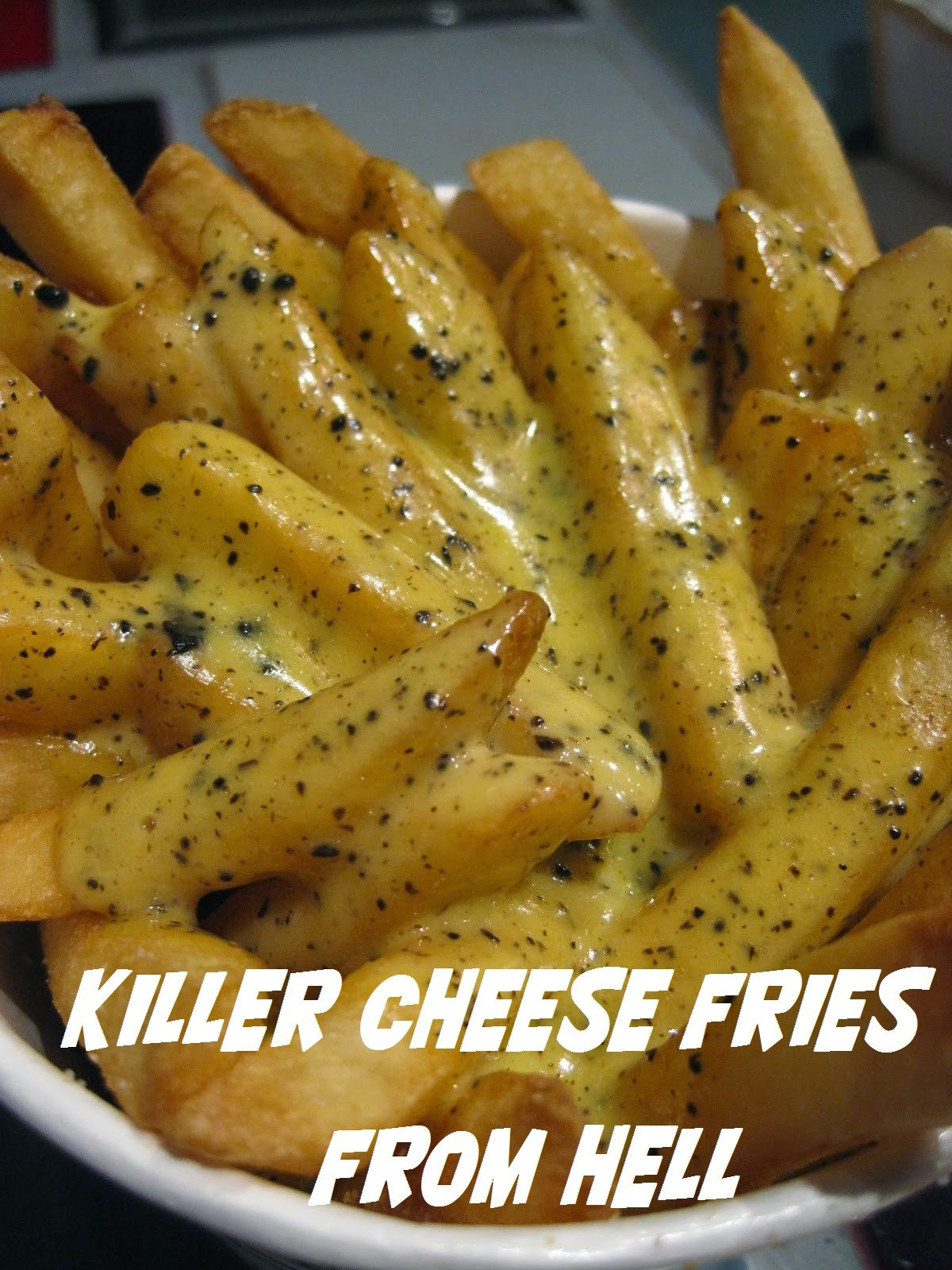 Killer Cheese Fries from Hell on Amazon Prime Video UK