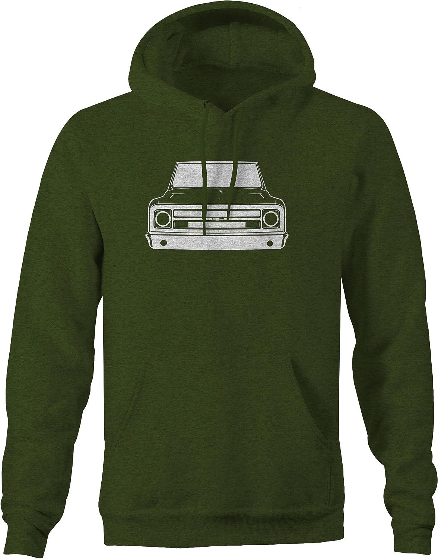 1967-72 Chevy GMC Classic Lowered Pickup Truck C10 C20 Cheyenne Sweatshirt