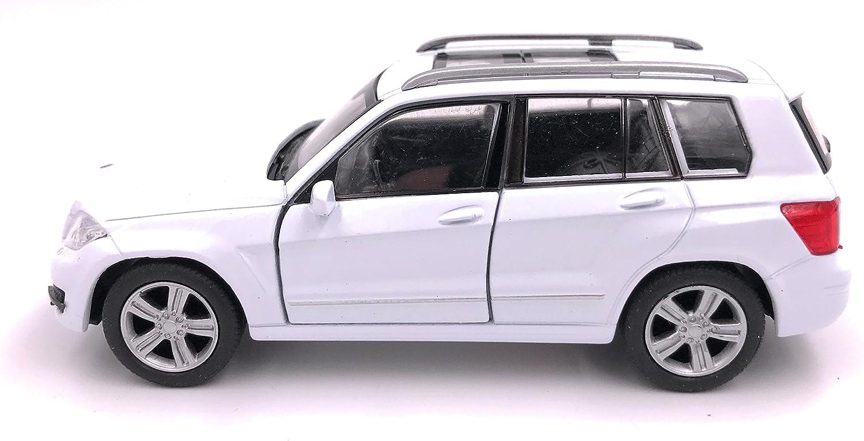 Producto de licencia de autom/óvil modelo Welly Mercedes Benz GLK 1 34-1 39 blanco