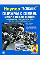 Duramax Diesel Engine for Chevrolet & GMC Trucks & Vans (01-12) Haynes TECHBOOK Paperback