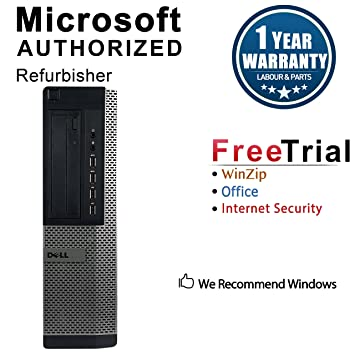 2018 Dell Optiplex 7010 Desktop Computer (Intel Core i5-3470 3.2GHz Up To fec90c52c77f