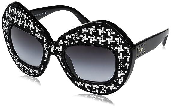 Dolce & Gabbana Sonnenbrille (DG6108 501/8G 50) jNetTiNi8D