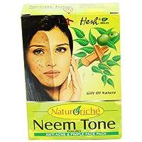 HESH - Poudre de Neem Tone - tonifie la peau - rend la peau éclatante - élimine l'acné, les tâches