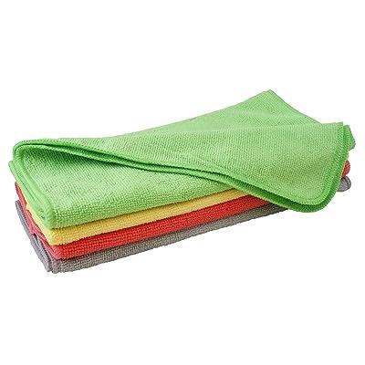 Carrand 40062 Microfiber Towel (8-Pack): Automotive
