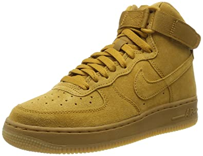 Nike Air Force 1 High Lv8 Big Kids Style : 807617 701 Size : 4 Y US