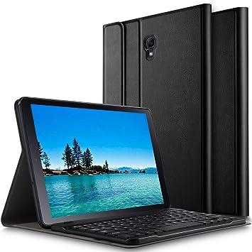 ELTD Teclado Estuche para Samsung Galaxy Tab A 10.5 SM-T590/T595,[