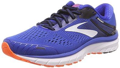 ed63252151be1 Brooks Adrenaline GTS 18, Chaussures de Running Homme, Bleu (Blue Black