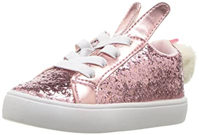 67aaa3f2be00 carter s Kids  Teresina Girl s Novelty Casual Glitter Sneaker  Buy ...