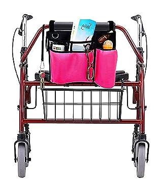 Amazon.com: Walker Bolsa plegable, silla de ruedas Side ...