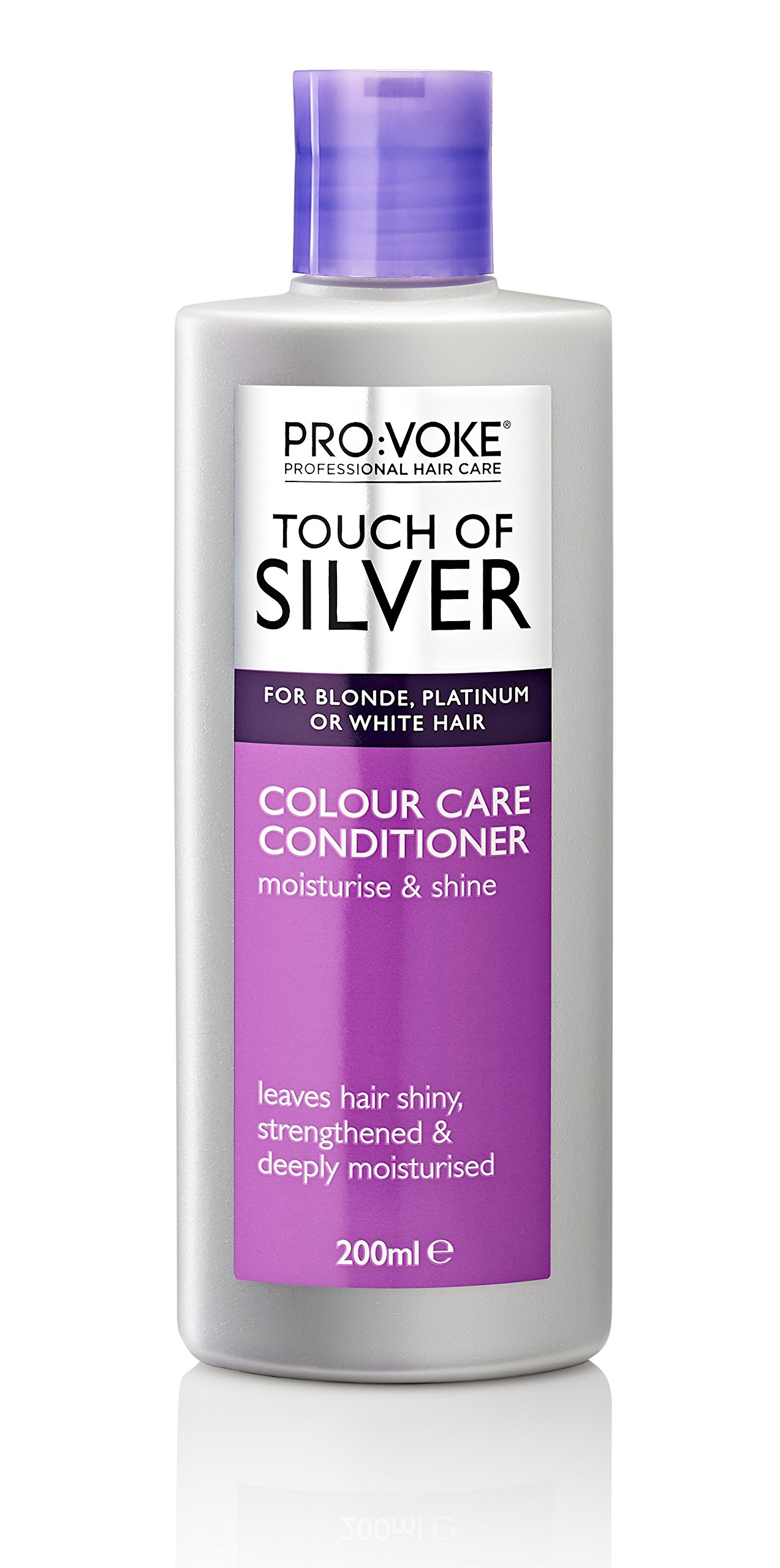 Color master inc in vernon - Pro Voke Touch Of Silver Silver Nourish Conditioner 200ml