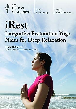 Amazon.com: iRest: Integrative Restoration Yoga Nidra for ...