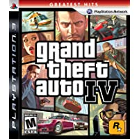 Grand Theft Auto IV, PS3 - Juego (PS3, ENG) - Standard Edition