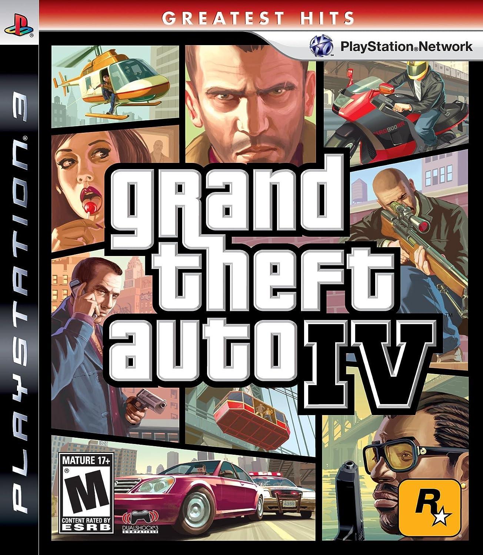 Kết quả hình ảnh cho Grand Theft Auto IV cover ps3
