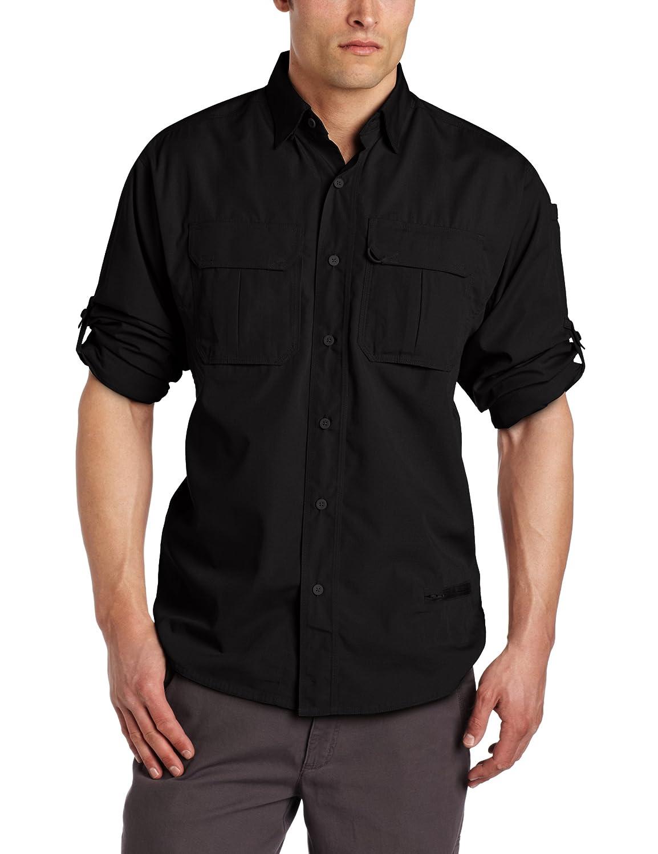 BLACKHAWK Men/'s LT2 Tactical Shirt Navy Long Sleeve Medium