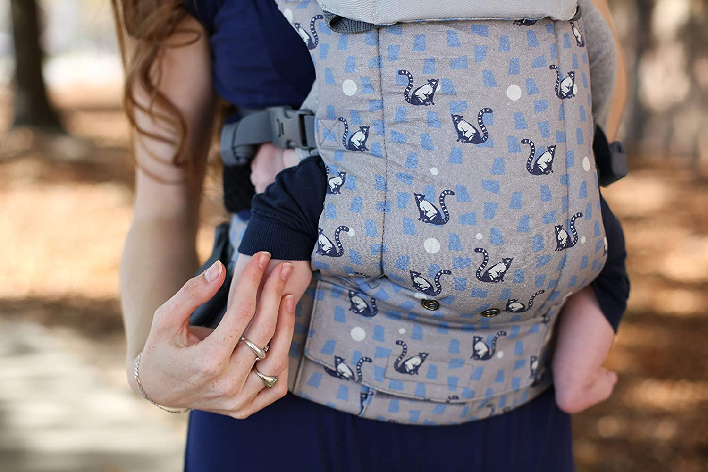 Beco Gemini Baby Carrier, Lemur Ensemble Beco Baby Carrier