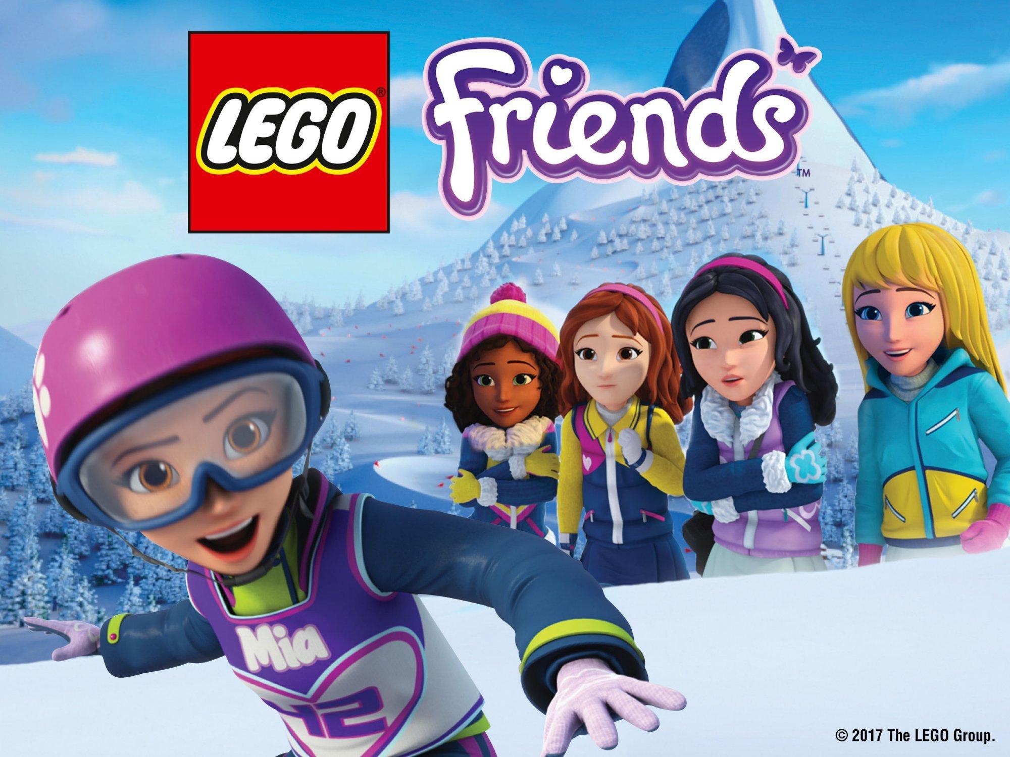 Amazoncom Watch Lego Friends Volume 5 Prime Video