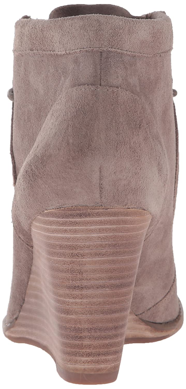 Lucky Brand Women's Ysabel Ankle Bootie B01CGWX3SK 8 B(M) US|Brindle