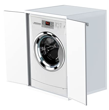 Mongardi Überbauschrank für Waschmaschine und Trockner. Aus ...