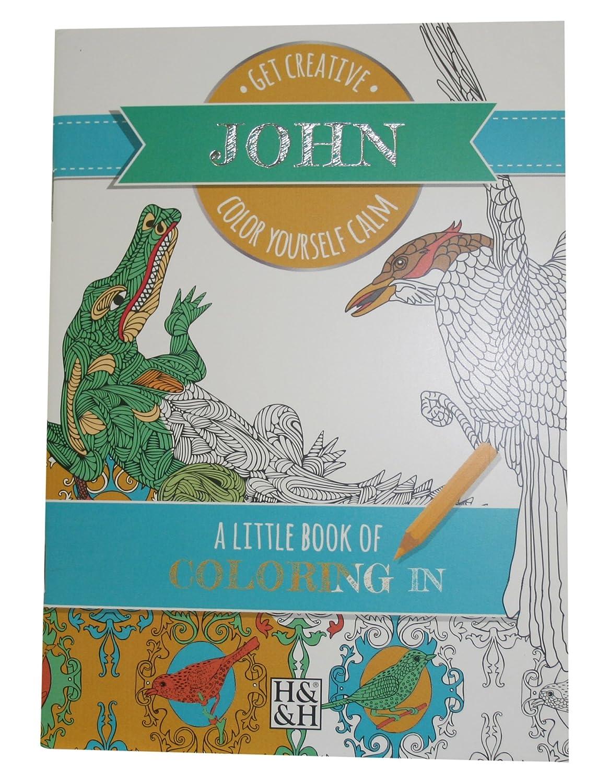 Coloring Books John Drawing Book John Hinde Gifts 203000267