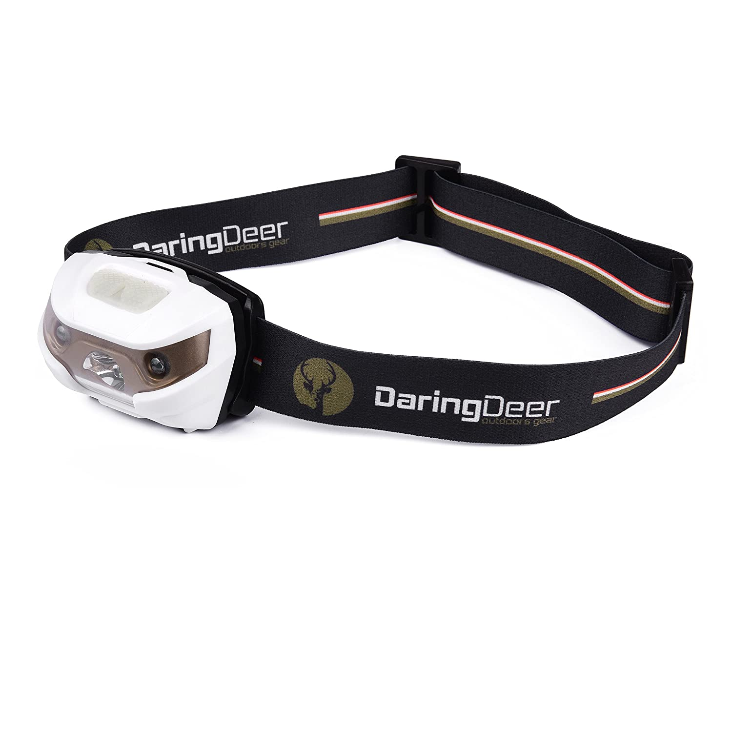 DaringDeer LED Stirnlampe