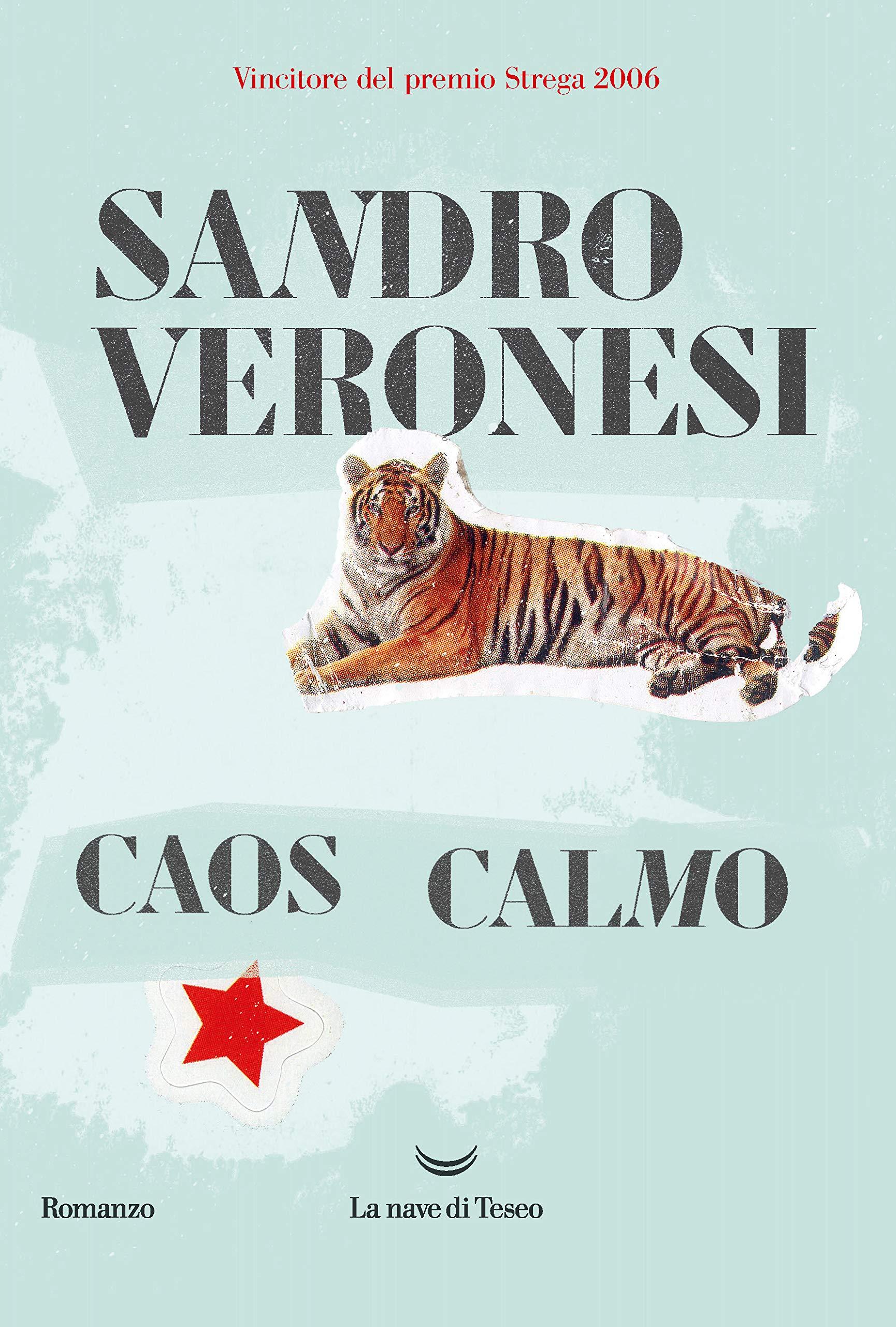 Cover: Sandro Varonesi Caos calmo