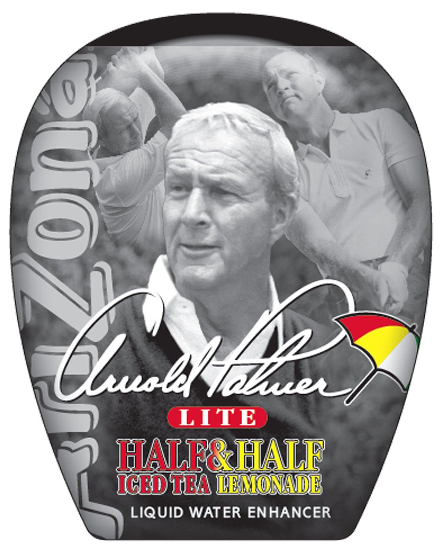 Arizona Water Enhancer Arnold Palmer Half Iced Tea & Half Lemonade1.9 Oz (10 Pack)