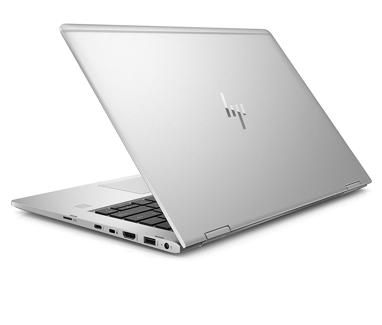 Notebook HP EliteBook X360 1030 G2, Pantalla 13.3, i5 - 7200u, 8 GB de SDRAM DDR4, SSD 256 GB, Intel HD 620, Plateado: Amazon.es: Informática