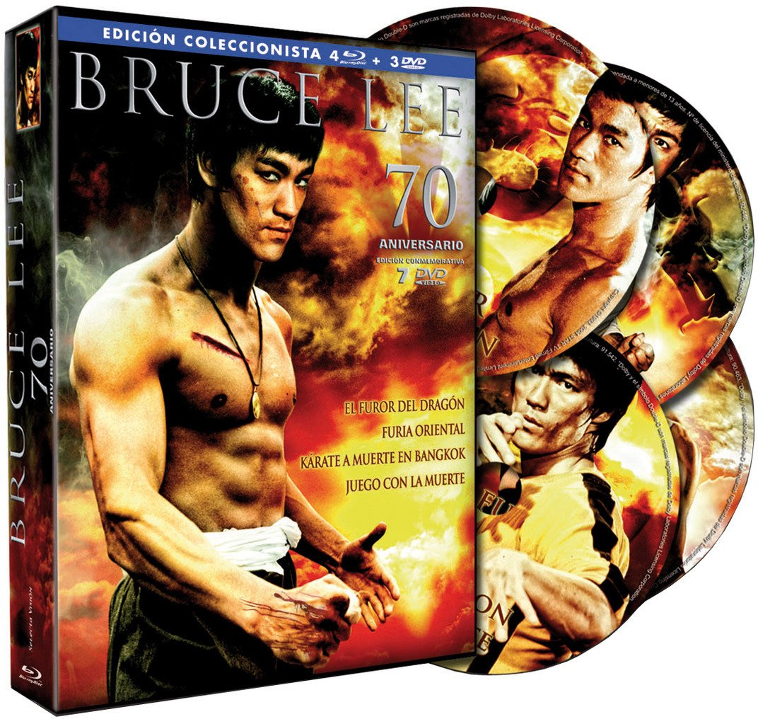 Bruce lee ed70 aniversario blu raydvd amazon bruce lee bruce lee ed70 aniversario blu raydvd amazon bruce lee varios directores dvd blu ray thecheapjerseys Images